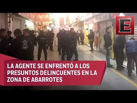 Asesinan a mujer en Central de Abastos; fue agredida durante asalto