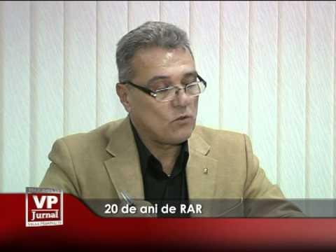 20 de ani de RAR