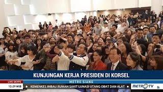 Video Wow ! Warga Seoul Sambut Jokowi Dengan Sangat Antusias MP3, 3GP, MP4, WEBM, AVI, FLV April 2019
