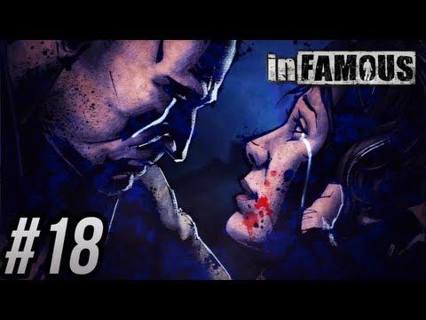 """inFAMOUS - Episode 18 """"John Steps Up"""" (Good Karma / Platinum Guide)"""