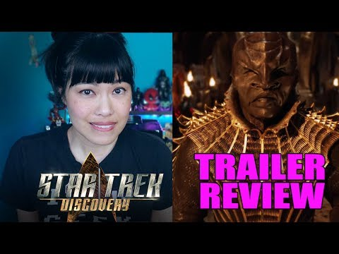 Star Trek: Discovery | Trailer Review