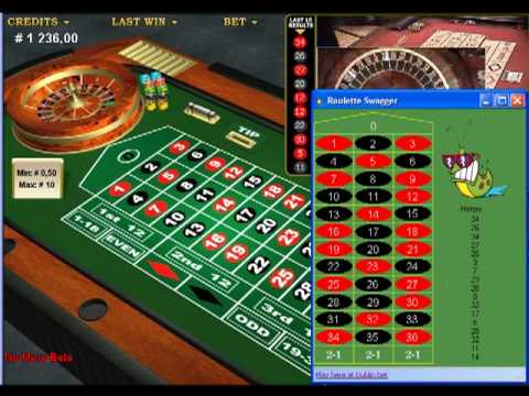 Roulette Swagger – The best roulette system and roulette sofware there is. Watch me make money!