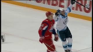 Локомотив - Сибирь 7-3