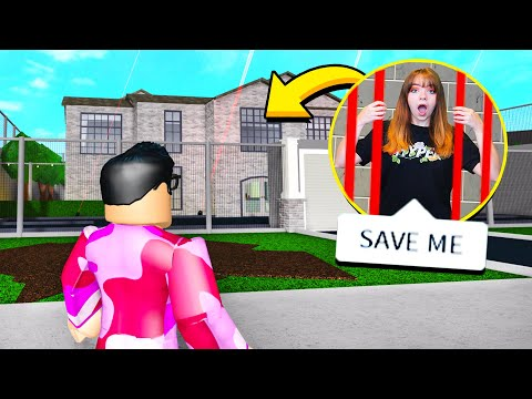 My Girlfriend Was Trapped In JAIL So I Broke In To SAVE HER! (Roblox)