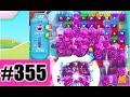 JAM EXPLOSION On Candy Crush Soda Saga Level 355 | Complete!