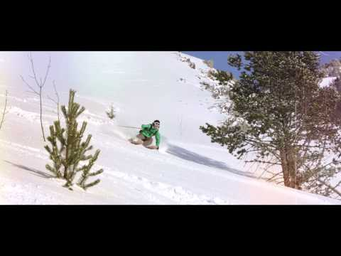 Freeride au GRAND TOURMALET