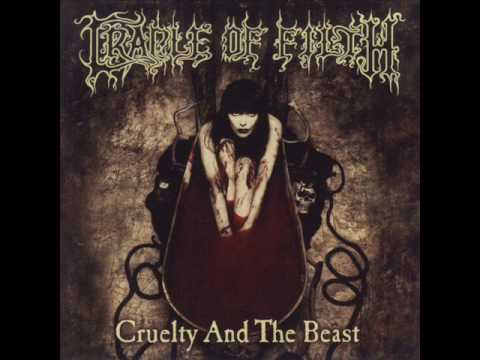 cradle of filth – cruelty brought thee orchids