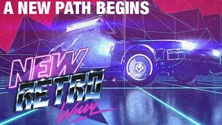NewRetroWave End of 2016 Mix - (A New Path Begins) - [80s/ Retrowave/ Outrun/ Retro Electro] Video