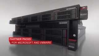 Lenovo ThinkServer RD350/RD450 Tour