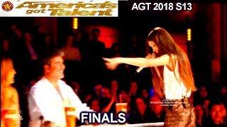 "Video Courtney Hadwin ""River Deep Mountain High"" STAR IN THE MAKING   America's Got Talent 2018 Finale AGT MP3, 3GP, MP4, WEBM, AVI, FLV Maret 2019"