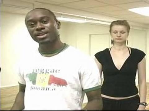 Обучение Reggae - How to Dance to Reggae Dancehall - 4