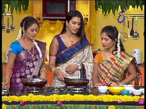 Abhiruchi Cookery Show -19th April