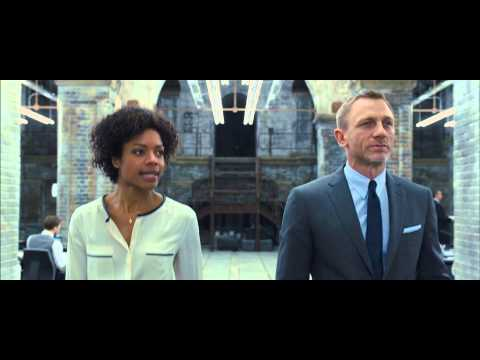 skyfall bond and moneypenny meet again 1080p skyfall opening scene