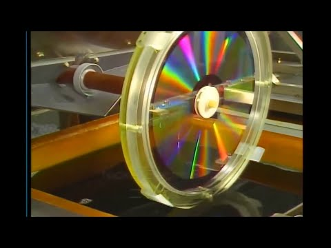 Pioneer Technologies & Innovations  How Laserdisc Is Made