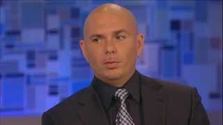 """Pitbull: """"I'd Be An Entrepreneur One Way or Another"""""""