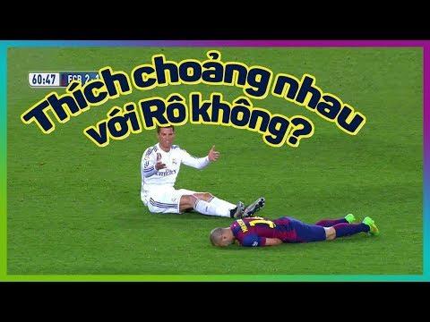 Top 10 cầu thủ CĂM HẬN Ronaldo, sẵn sàng CHẶT GIÒ anh - BH SPORT. - Thời lượng: 7 phút, 57 giây.