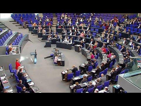 Merkels Fragestunde: Mehr Europa und Japan statt Ru ...