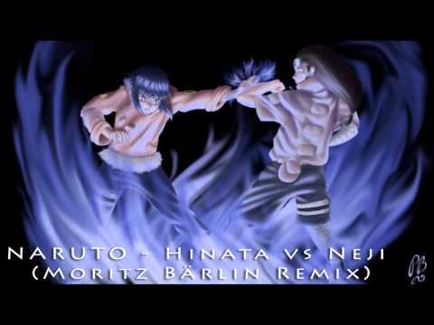 NARUTO - HINATA vs NEJI (MORITZBAERLIN REMIX)