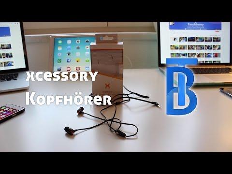 Gut und Günstige In-Ear Kopfhörer von xcessory im Test!