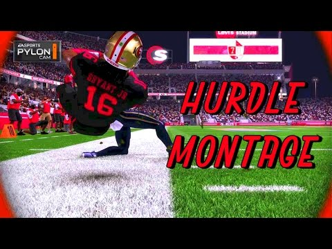 Madden 17 Hurdles Cinematic (Highlights)