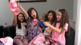 "Mack Z's ""It's a Girl Party""  Fan Video - Natasha Levin"