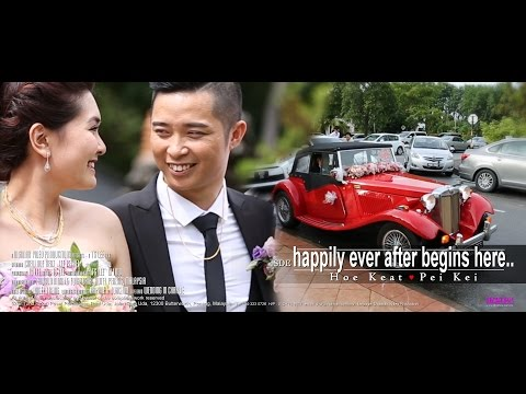 Equatorial Hotel Malaysia // Chinese wedding SDE // Hoe Keat & Pei Kei by Digimax Video productions