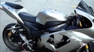 10. 2005 kawasaki ninja zx6r 636