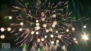 ᴴᴰ Italian Special! Traditional italian fireworks...Massive cylinder!