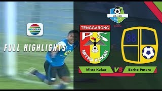 Video Mitra Kukar (3) vs (4) Barito Putera - Full Highlights | Go-Jek Liga 1 Bersama Bukalapak MP3, 3GP, MP4, WEBM, AVI, FLV September 2018