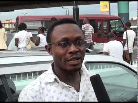 Abducted Chibok Girls; Vox Pop Lagos FULL