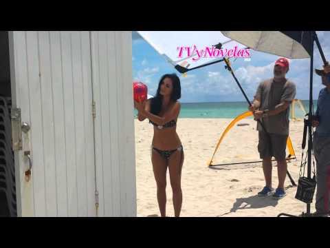 Scarlet Ortiz en Estrellas de Verano 2014 de TvyNovelas USA