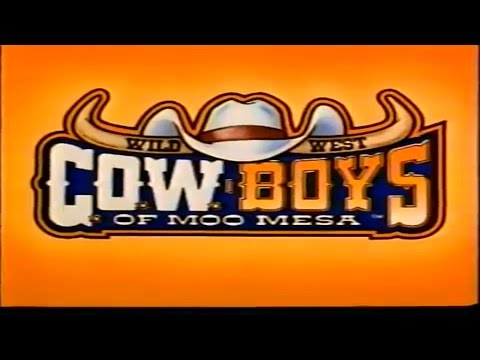 Wild West C.O.W. Boys of Moo Mesa - Intro and Credits