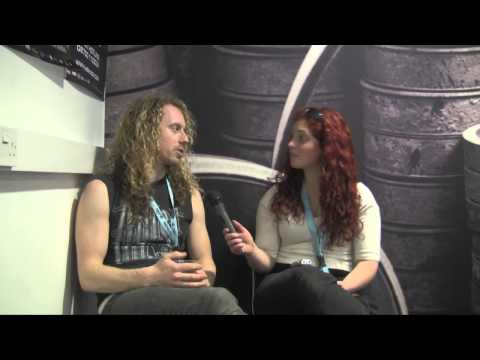 aor interview - GetYourRockOut chatted to the awesome Will from Jettblack at HRH Prog Festival 2013. For our coverage of the festival head over here: http://getyourrockout.c...