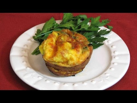 Versatile Egg Muffins — Lynn's Recipes