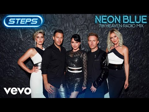 Neon Blue 7th Heaven Radio Mix