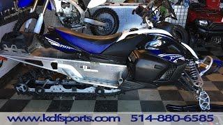 7. Yamaha Phazer 500 MTX 2011
