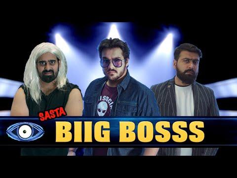 Sasta Biig Bosss | Parody | Ashish Chanchlani