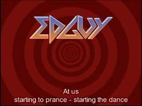 Edguy - Judas at the Opera (Feat. Michael Kiske) (видео)