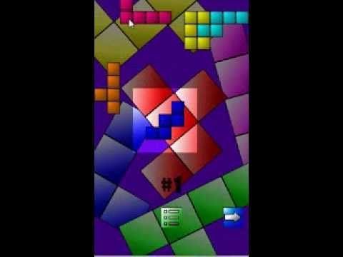 Video of Puzzle - Tangram