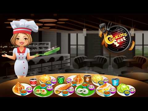 Cooking Fest – Indian Breakfast Restaurant Gameplay
