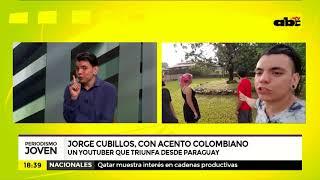 JorgeMas9: un colombiano en Paraguay