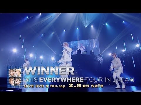 WINNER - RAINING (WINNER 2018 EVERYWHERE TOUR IN JAPAN)