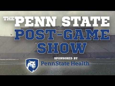 Penn State-Minnesota postgame show