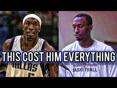 How ONE MISTAKE Ended An NBA All Star's Career!