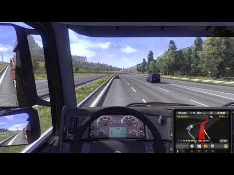 Truck speed limiter 190km/h