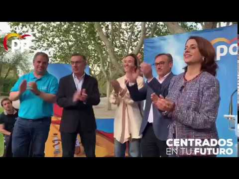 #26M Acto de campaña en Teruel