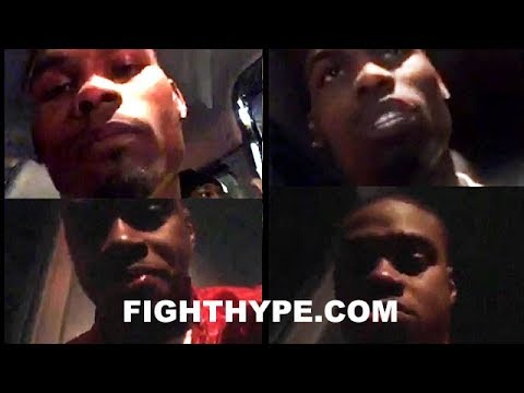 "Errol Spence And Jermell Charlo Debate Broner And Davis Beef: ""i Ain't Hating On Another Brotha"""