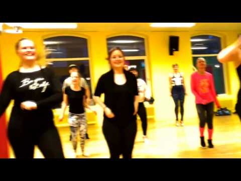 Salsa latin jazz funk med Mariano - Malmö dansakademi