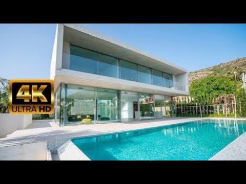 2300000€ Элитная новая вилла около моря на Коста Бланке. Лучшая недвижимость на побережье Испании