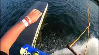 Heede Germany  City new picture : ISAW A2 Ace HD camera : Wakeboarden August 2013, Blue Bay Heeder See, Heede, Germany